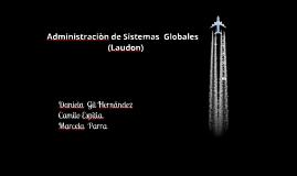 Administración de Sistemas Globales