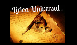 lírica universal yecid