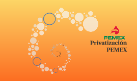 Privatización PEMEX