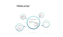 Copy of Politieke partijen