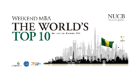 Copy of MBA 2012