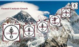 Focused Catalystic Growth