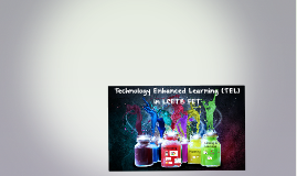 Technology Enhanced Learning Update (May 2016)