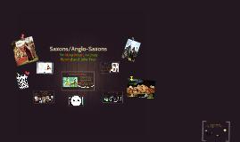 Saxons/Anglo-Saxons
