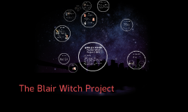 Copy of The Blair Witch Project
