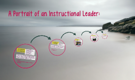 A Portrait of an Instructional Leader