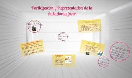 Copy of PARTICIPACION Y REPRESENTACIÓN DE LA CIUDADANIA JOVEN