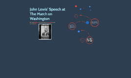John Lewis' Speech at The March on Washington