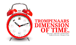 Trompenaars Dimension of Managing Time