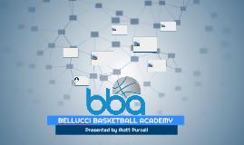 Bellucci Basketall Academy