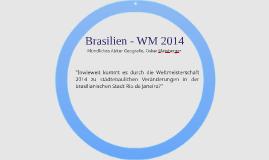 Brasilien - WM 2014