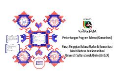 Perbentangan Program Baharu Program Komunikasi