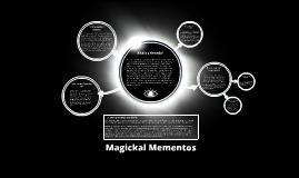 Interactive Mementos