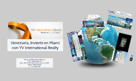 YV International Realty - Invest in Miami - Caracas