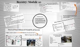 Module 10- Reentry