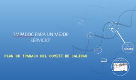"""""""IMPADOC PARA UN MEJOR SERVICIO"""""""