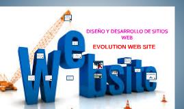 evolution web site