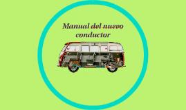 Manual del nuevo conductor