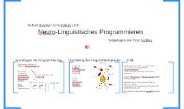 Neuro-Linguistisches Programmieren