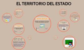 EL TERRITORIO DEL ESTADO