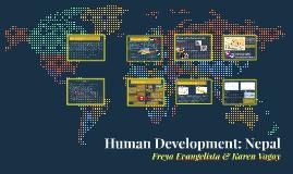 Human Development: Nepal