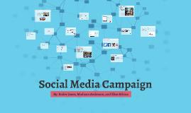 Copy of Social Media Campaign