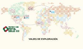 VIAJES DE EXPLORACIÓN