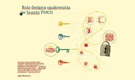 Rola designu opakowania w branży FMCG