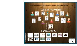 PARTICIPANTES Y CAPACITADORES