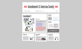 Amendements & American Society