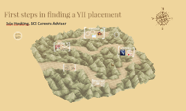 2017-18 - First steps to finding a YII placement - for Yr 1s