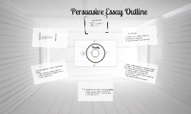Copy of Persuasive Essay Outline and Topic