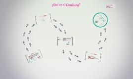 Copy of ¿Qué es el Coaching?