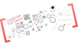 Copy of Copy of Cambridge YLE Exams