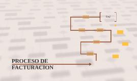 PROCESO DE FACTURACION