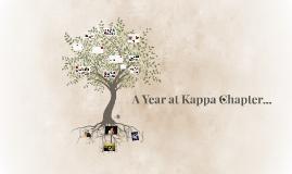 Kappa Chapter 2014-2015