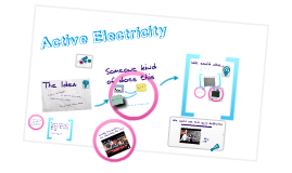 Active Electricity