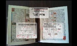 Copy of CONSTITUCION ESPAÑOLA