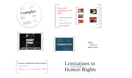 Limits to Rights