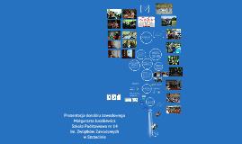 Copy of Prezentacja dorobku zawodowego