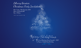 Copy of Christmas Invitation 2014