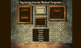 Copy of Medical Psychology