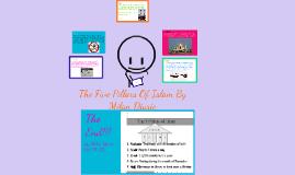 Milan DJuric the 5 pillars