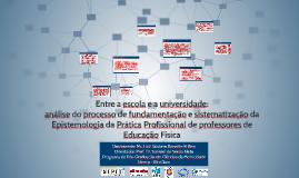 Entre a escola e a universidade: análise do processo de fund