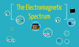 Copy of The Electromagnetic Sectrum
