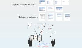 Implementation: Evalución de la Información