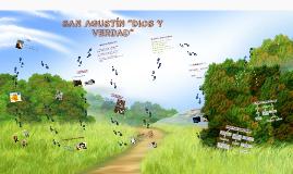 """Copy of Copy of SAN AGUSTÍN """"DIOS Y VERDAD"""""""