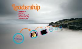 Copy of Leadership - Ferdinand E. Marcos