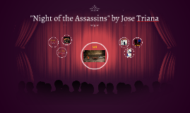 """Night of the Assassins"""