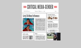 CRITICAL MEDIA-GENDER